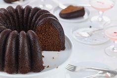 Gingerbread Bundt Cake Recipe