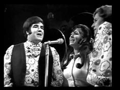 Brotherhood Of Man - United We Stand (The original group from 70s Hits, 50s Music, United We Stand, View Video, Popular Videos, Wedding Songs, Man United, My Memory, Childhood Memories