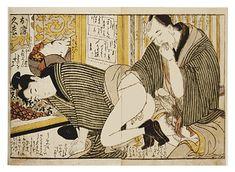 10 Disturbing Rape Scenes in the Erotic Woodblock Genre of Shunga.