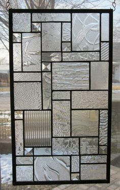 Details about Star Dust Stained Glass Window Panel EBSQ Artist Transom Sidelight Valance - Glass Art Stained Glass Door, Stained Glass Designs, Stained Glass Projects, Stained Glass Patterns, Leaded Glass, Modern Stained Glass Panels, Sea Glass Art, Glass Wall Art, Mosaic Glass