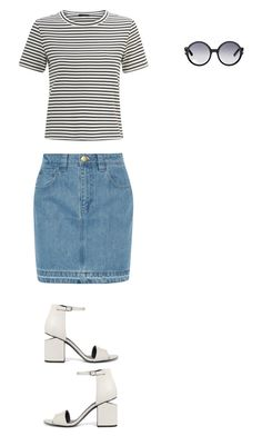 """""""Untitled #169"""" by aayushis on Polyvore featuring Tom Ford, Theory, Topshop Unique and Alexander Wang"""