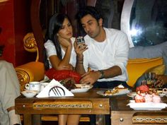 Ranbir Kapoor and Katrina Kaif Found Together During Dinner