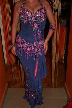 Vestido de Mercedes Nieto