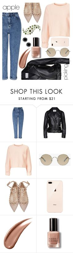 """""""Untitled #88"""" by bad-bunny15 ❤ liked on Polyvore featuring Miss Selfridge, Acne Studios, Tura, Valentino, Bobbi Brown Cosmetics and Thomas Sabo"""