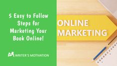 When it comes to marketing your book online, strategy is key. Here are some great tips for marketing your book online. #bookmarketing #writerscommunity #WritingCommunity Marketing Process, The Marketing, Social Media Marketing, Online Marketing, Book Publishing, Books Online, How To Introduce Yourself, Need To Know, Writer