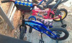 Boys Spiderman Toddler Bike in My_Online_Yard_Sale_QC Sale in Rock Island , IL for $5.00. Used boys Spiderman bike with training wheels