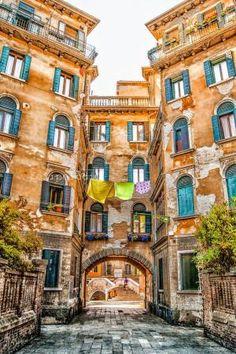 Inner Venice, Italy