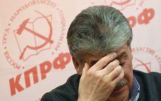 El candidato comunista rehúsa afeitarse tras perder la Presidencia rusa