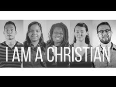 """I Am a Christian"" Video You Will Want to Share - Faith in the News ~ A powerful description of what a Christian is. This is a great video to share with as many people as you can."