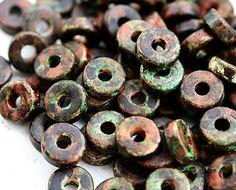 www.etsy.com/de/listing/158750074/rustic-greek-ceramic-beads-copper-autumn