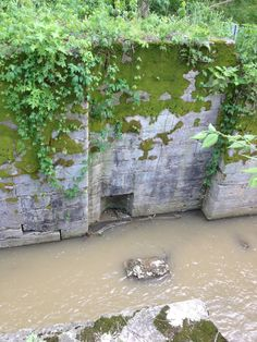 Eerie Indiana: Ruins of the Whitewater Canal - Brookville, Indiana