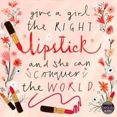 Funny And Cute Makeup Quotes For Makeup Junkies Lipstick Quotes, Makeup Quotes, Beauty Quotes, Makeup Humor, Avon, Body Shop At Home, The Body Shop, Nu Skin, Noora Skam