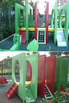 Juegos linea urbana para instituciones publicas y privadas Park, Urban, Guys, Parks