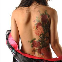 Hey, I found this really awesome Etsy listing at https://www.etsy.com/pt/listing/213197149/peony-flower-large-temporary-tattoos