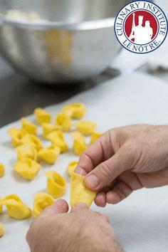 #tortellini #CulinaryInstituteLeNotre #pasta #cuisine #culinaryschool #culinaryarts #houston #texas #htx