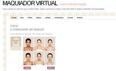 Toda Chiquérrima: Maquiagem Virtual