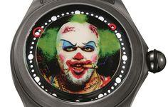 Avec sa nouvelle Bubble Clown, Corum dévoile une montre étonnante… à ne pas mettre entre les mains d'un coulrophobe !
