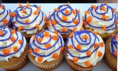 Halloween cupcakes #desserts #catering #HudsonValley #take out