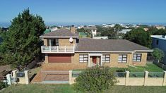 3 Bedroom House For Sale in Sandbaai Double Garage, Open Plan Living, Coastal Homes, Property For Sale, Brick, Home And Family, Cabin, Country, House Styles