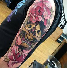 Elliott Wells - United Kingdom www.inkspirationworld.com/elliottwells (y) Look, Like, but don't copy.  ✌ Each #tattoo should be unique as each of us. #ElliottWells #UKink