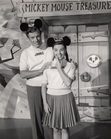 MICKEY MOUSE CLUB. this is darlene, and i liked her because we both wore braids!