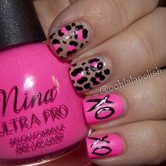 valentine by oohlalapolish #nail #nails #nailart
