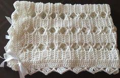 64 Ideas For Crochet Blanket Baby Unisex Etsy Crochet Mandala Pattern, Crochet Lace Edging, Granny Square Crochet Pattern, Crochet Stitches Patterns, Baby Patterns, Crochet Kids Scarf, Baby Afghan Crochet, Crochet Baby Shoes, Elephant Blanket