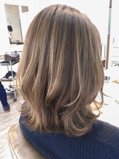 Hair Inspo, Hair Inspiration, Medium Hair Styles, Short Hair Styles, Medium Layered Haircuts, Hair Streaks, Yahoo Beauty, Auburn Hair, Ball Dresses