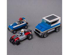 #KeepOnBricking LEGO City set 60244 alternate moc model CARS