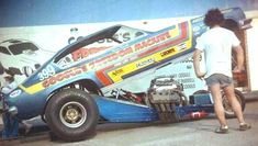 70s Funny Cars - Larry Coogle