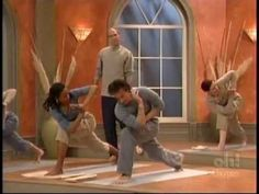 ''Inhale'' Yoga with Steve Ross - 01 - Full episodes apparently, we'll see when I get home tonight! Love this guy