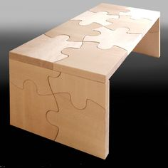 Jigsaw Puzzle Table Rectangular