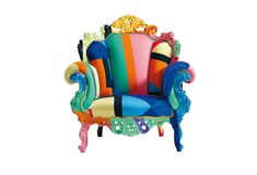 CAPPELLINI ::: a masterpiece, the armchair «Proust» designed by Alessandro Mendini - www.cappellini.it More information info@denovum.ch