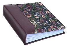 Pioneer Versailles Tapestry Fabric Series Sewn Album, Burgundy Spine Review