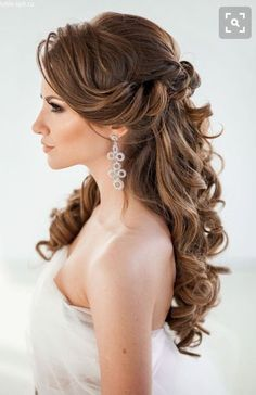 hairstyle, wedding, and hair afbeelding