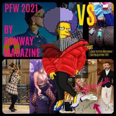 RUNWAY MAGAZINE ® - International Twofold Media known Worldwide, published by ELEONORA DE GRAY, based in Paris, France. Paris Fashion Week 2021 with the Simpsons. Review by Eleonora de Gray, Editor-in-Chief of RUNWAY MAGAZINE. The post Paris Fashion Week 2021 Spring Summer 2022 appeared first on RUNWAY MAGAZINE ® Official.