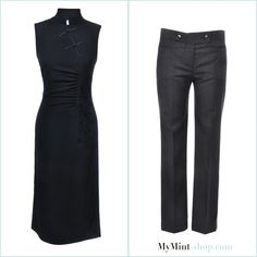 #PhilosophydiAlbertaFerretti #Chloé #vintage #mymint #fashion #dress #pants