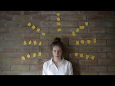 paper walls | post-it stop motion - YouTube