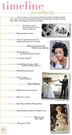 New York Weddings | New York Wedding Blog | NYC Wedding Inspiration | Luxury Invitations: How to be a Stress-Free Bride | Plus Your Free Printable Wedding Day Timeline