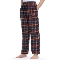 Men's Chicago Bears Ultimate Flannel Pants, Size: