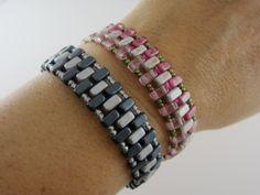 jazzy blox bracelet! www.thebeadgallery.com