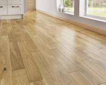 Solid Oiled Oak flooring