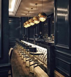Room_Whiskey bar How Do I Get My Child to Be Polite? Lounge Design, Bar Lounge, Design Hotel, Interior Design Minimalist, Bar Interior Design, Restaurant Interior Design, Cafe Design, Vintage Restaurant Design, Cafe Bar