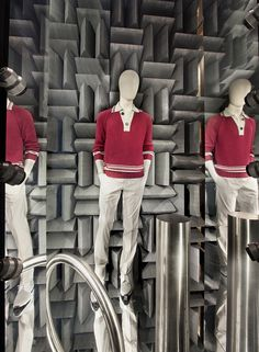323fad5a2207 fotis evans creates in-store displays for Hermès SS17