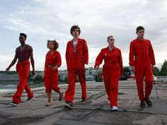 I love Misfits.  Nathan and the alien afterbirth was the funniest thing I've seen on tv in years!