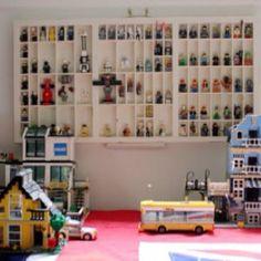 Collecting Lego guys storage