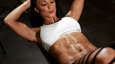 Try our ab challenge for the ultimate core #workout! -  Get fit in 30 days! #Fitness #30DFC