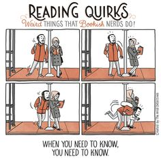 Reading Quirks 22