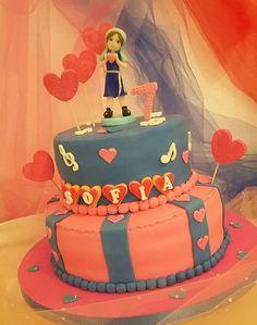 Torta Esperanza Mia #torta #cake #esperanzamia