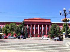 Universidad Taras Shevchenko